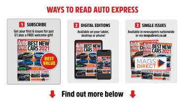 Ways to read auto express