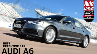 Audi A6 - awards