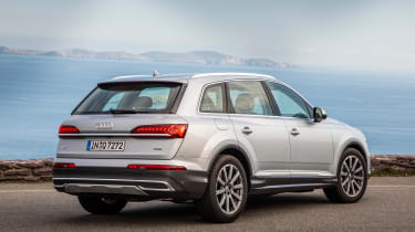 Audi Q7 - rear static