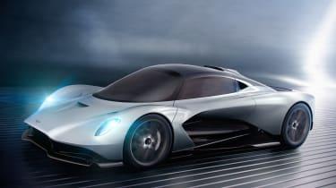Aston Martin 003 concept - front