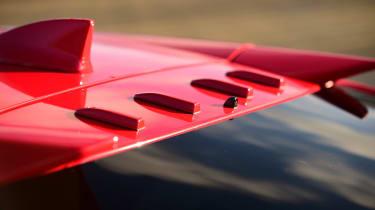 Honda Civic Type R long-term test review - aero