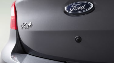 Ford Ka+ - rear detail