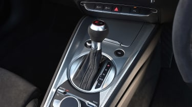 Audi TT RS Roadster - transmission