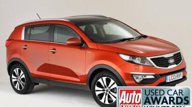 Kia Sportage - Used Car Awards