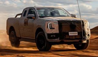Ford Ranger - teaser 1