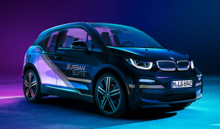 BMW i3 Urban Suite Concept - front 3/4 static