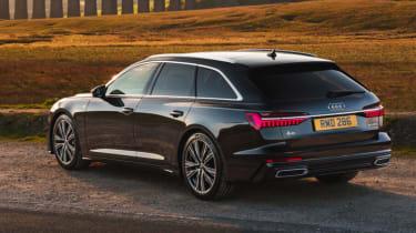 Audi A6 Avant - rear 3/4