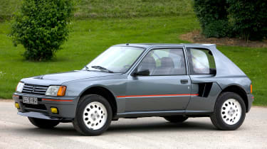 Peugeot Sport - Peugeot 205 T16