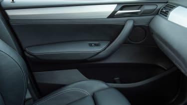Used BMW X3 - door detail