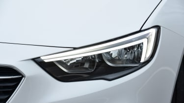 Vauxhall Insignia Sports Tourer GSi - front light