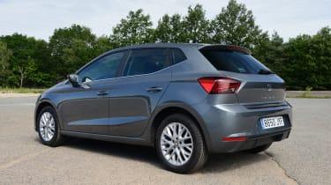 New SEAT Ibiza - rear static