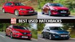 Best used hatchbacks - header