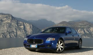Maserati static
