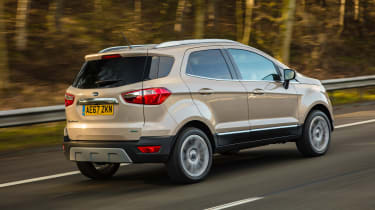 Ford EcoSport - rear