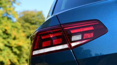 Volkswagen Passat rear light