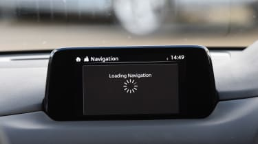 Mazda CX-5 - second report navigation issue
