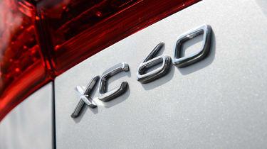 Volvo XC60 - XC60 badge