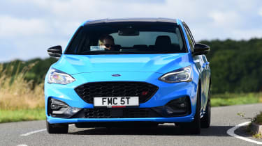Ford Focus ST Edition - front action