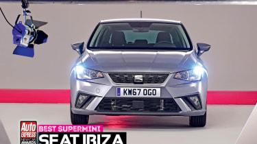 Supermini of the Year 2017 - SEAT Ibiza