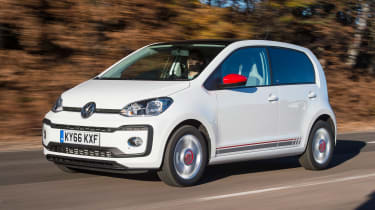 Volkswagen up! 1.0 TSI petrol - front