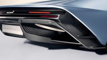 McLaren Speedtail - rear profile