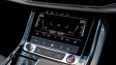 Audi SQ7 - air con