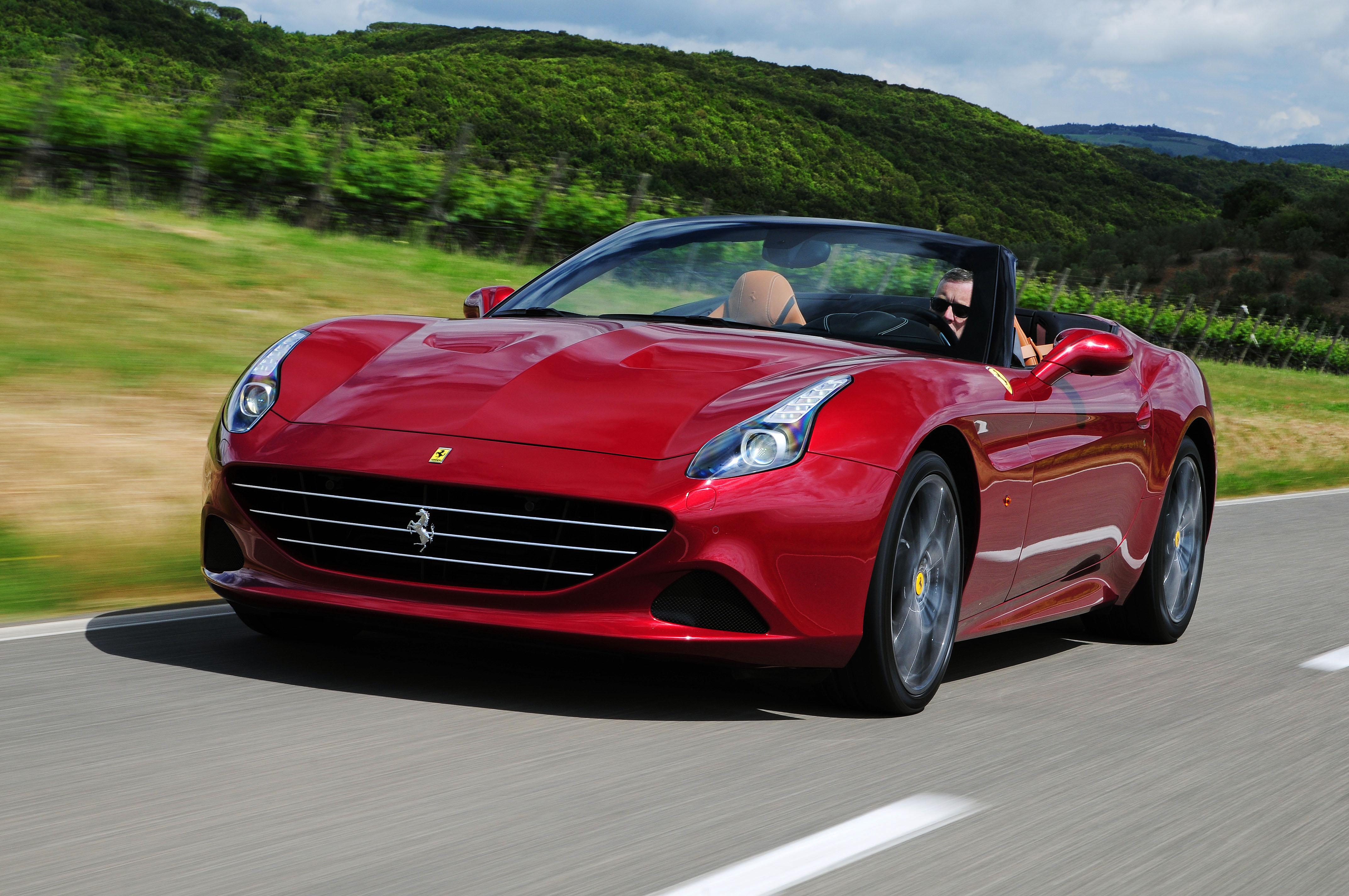 Ferrari California T video review | Auto Express