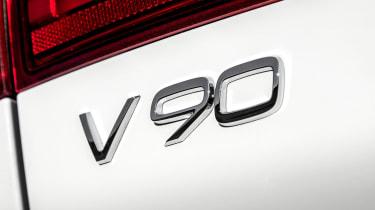 Volvo V90 Cross Country - V90 badge