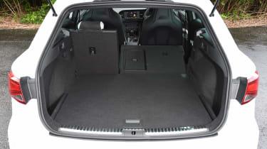 SEAT Leon Cupra ST 290 - boot