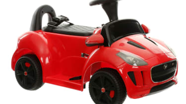 Best toy cars for boys and girls of all ages - ride on F-Type