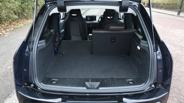 BMW i3s in-depth review - boot