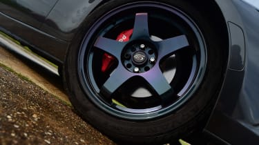 Mazda MX-5 BBR GTi Turbo - wheel