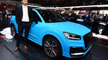Audi SQ2 - Jonathan Burn