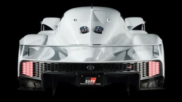 GR Super Sport - rear end