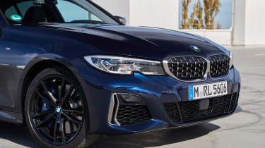 BMW M340i xDrive - front detail