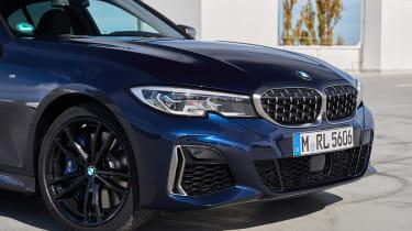 BMW M340i xDrive - front detail