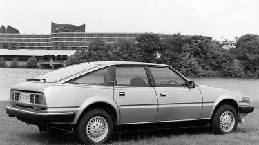 Rover SD1 rear