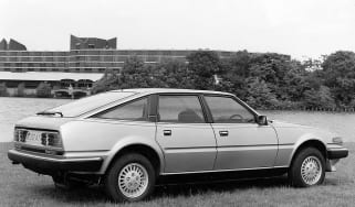 Rover SD1 rear