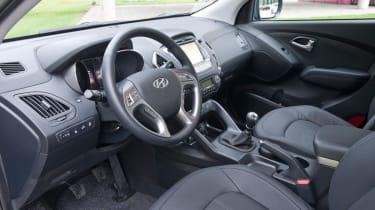 Hyundai ix35 Premium SE dash