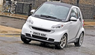 Smart ForTwo 54bhp