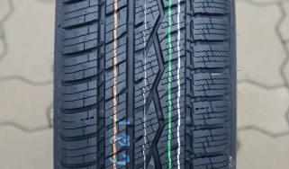 Best all-season tyre test - Toyo Celsius