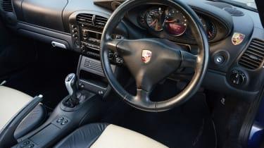 Porsche 996 Carrera Targa