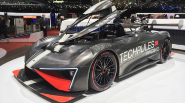 Techrules Ren RS - Geneva front