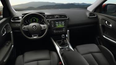 Renault Kadjar dash