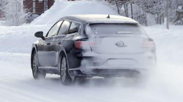 2020 Volkswagen Arteon Shooting Brake - rear tracking
