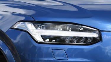 XC90 headlight