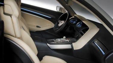 Audi Nuvolari Quattro - interior