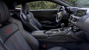 Aston Martin Vantage AMR - front seats