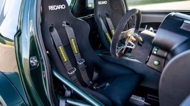 Aston Martin V8 Cygnet - seats