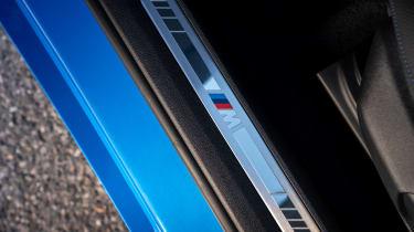 BMW 1 Series - sill